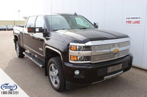 Pre-Owned 2016 Chevrolet Silverado 2500HD High Country 4WD Crew Cab Pickup