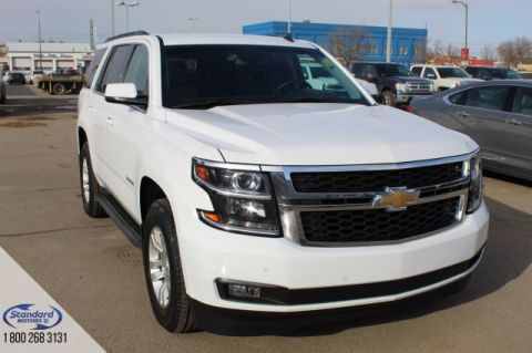 Pre-Owned 2015 Chevrolet Tahoe LT 4WD Sport Utility