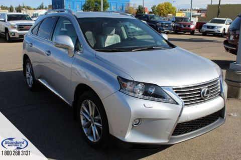 Pre-Owned 2015 Lexus RX 350 AWD Sport Utility