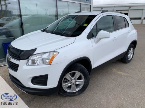 Pre-Owned 2015 Chevrolet Trax LT AWD Sport Utility